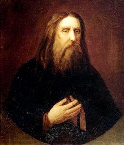 Неизвестный художник, 1860-1870. Хранится в Церковно-археологическом кабинете Московской духовной семинарии.