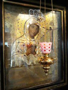 Икона Божией Матери Самарская