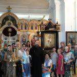 В храме Св Николая
